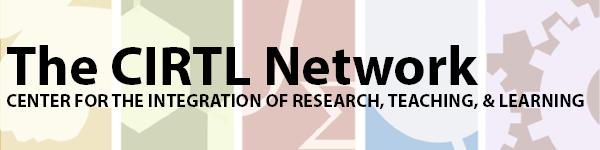 CIRTL Newsletter Header